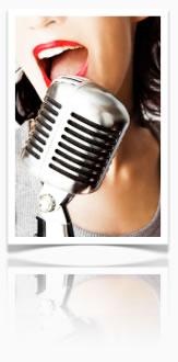 Gesangsübungen und Stimmbildung