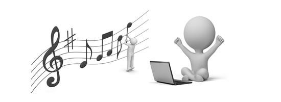 Singen lernen und Online Gesangsübungen